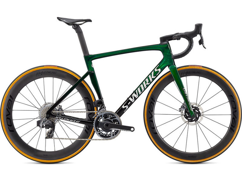SPECIALIZED S-WORKS TARMAC SL7 - SRAM RED ETAP AXS click to zoom image