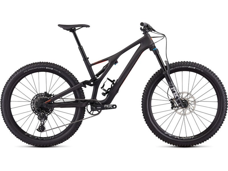 SPECIALIZED Stumpjumper Comp Carbon 27.5 - 12-speed click to zoom image