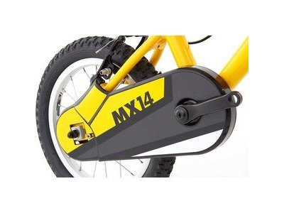 RIDGEBACK Mx14 14 Inch Wheel Yellow click to zoom image