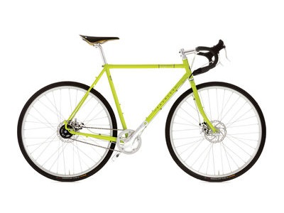 PASHLEY Pathfinder Trail 50cm/700c Citrus Green  click to zoom image