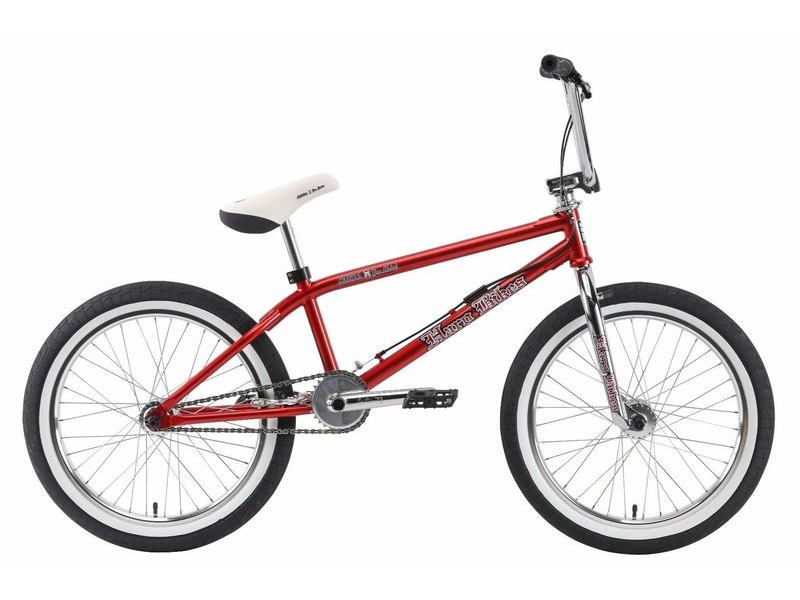"HARO Mirra Tribute 20"" (21"") Red click to zoom image"